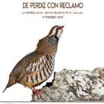 Navalvillar de Pela será escenario el 9 de febrero del Campeonato de Extremadura de Perdiz con Reclamo