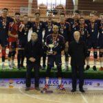 El CV Emevé retiene el cetro de la Copa Príncipe
