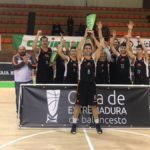 Pirron Sport Mérida campeón de la Copa de Extremadura 2019