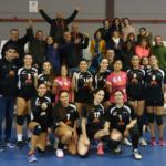SEGUNDA VICTORIA DE FORMACIÓN DEPORTIVA MÉRIDA DE VOLEIBOL