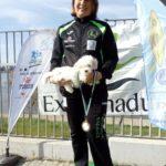 Elena Ayuso se sube a lo más alto del podio en la I Regata Judex Maratón