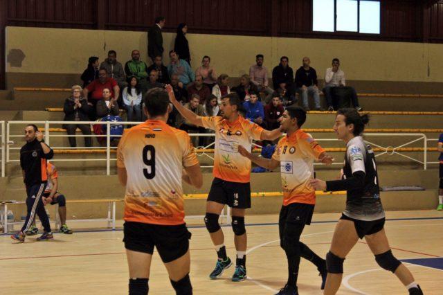 El Superliga Masculina 2 retoma la competición visitado Vigo