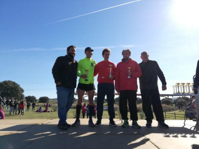 Resultados del Club Atletismo Don Benito en el Campeonato de Extremadura de Invierno Absoluto
