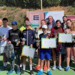 El club pacense de la Sociedad Hípica Lebrera acogió la primera edición de la Copa FExT
