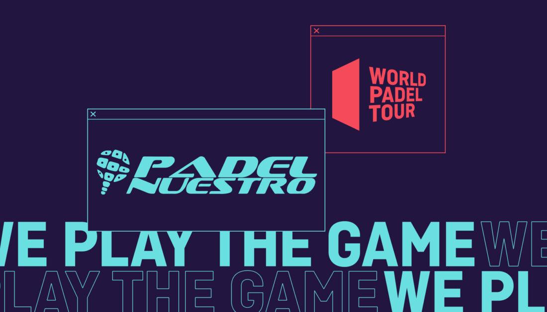 Padel Nuestro se convierte en la Tienda Oficial del World Padel Tour